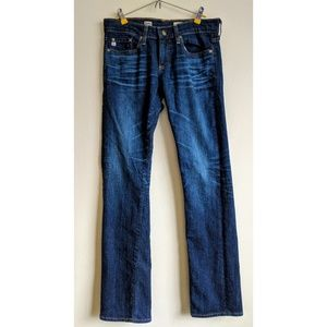 AG Tomboy Relaxed Straight Fit Jeans - 27R